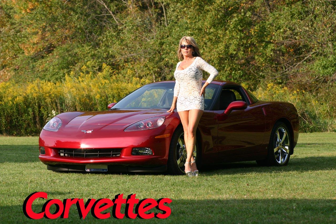 Corvette Cuties, Haarige ostindische Muschi